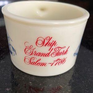Vintage Shulton Old Spice shaving Mug